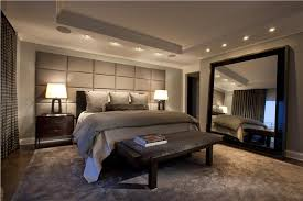 Classic Contemporary Bedroom by Michael Abrams