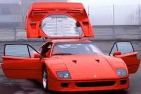 Le top 5 points de la finale dames. 1987 1992 Ferrari F40 Top Speed