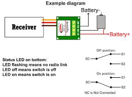 battleswitch radio controlled 10a relay www readymaderc com Relay Switch Wiring Diagram diagrams battleswitch example diagram jpg