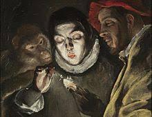 Resultado de imagen de Griegos Coetaneos de el Greco