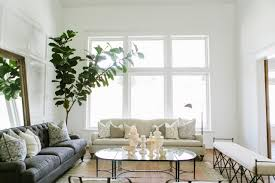 Bright Colored Coffee Tables Living Room White Living Room With Bright Decor Also Oval Coffee