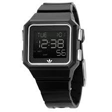 unisex black digital watch adh4003 £45 00 from timewatchshop unisex black digital watch adh4003