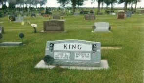 KING, PAULINE - Holt County, Nebraska | PAULINE KING - Nebraska Gravestone  Photos
