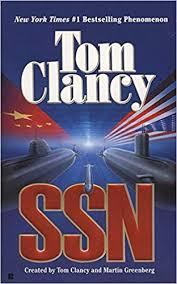 Ssn Tom com Martin Books Clancy Amazon Greenberg 9780425173534