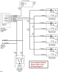 isuzurodeoelectricpowerdoorlockwiringdiagram thumb jpg related post isuzu amigo power door locks system wiring diagram