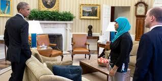 Ini Cerita Muslimah Amerika Bekerja di Gedung Putih