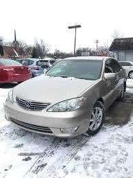 2005 Used Toyota Camry XLE $7,995 Near Minneapolis MN 55417 | Carsoup