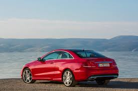 Refreshing or Revolting: 2018 Mercedes-Benz E-Class Coupe - Motor ...