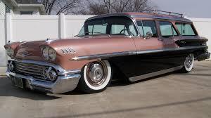 1958 Chevrolet Nomad Station Wagon | T271 | Indy 2011