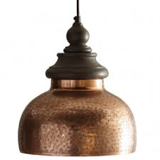 country pendant lighting. antique copper pendant country lighting