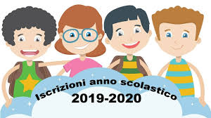 Risultati immagini per ISCRIZIONI 2019/2020