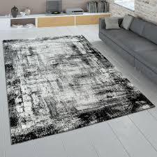 Teppich Wohnzimmer Used Look Gemälde Design