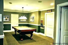 pool table room decorating ideas billiard wall decor design bill