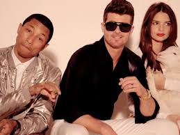 robin thicke. Perfect Thicke Blurred Lines Pharrell Robin Thicke With Robin Thicke S