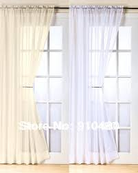 front door curtain panelFront Door Sidelight Curtain Panels Curtains Pinterest French