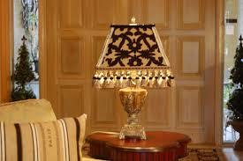 custom made custom made black and gold french lamp shade