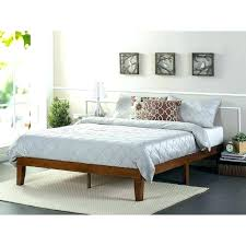 upholstered square stitched platform bed with wooden slats queen furniture beds and squares faux leather zinus