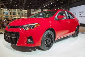 2016 corolla special edition. Interesting 2016 2016 Toyota Corolla Special Edition Chicago Auto Show Featured Image Large  Thumb0 Intended Edition Y