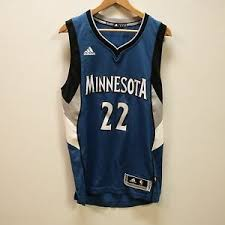 Adidas Nba Andrew Wiggins Minnesota Timberwolves 22 Swingman