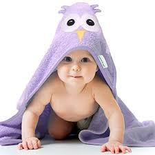 Cute Hooded Towel, Large, Thick, 100% Cotton, Baby Shower... https ...