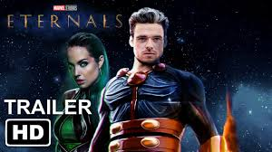 Marvel's eternals is introducing a legion of powerful superbeings who have hidden in the shadows of the world for thousands of years, supposed guardians of humanity from afar. Marvel S Eternals Teaser Trailer Hd 2021 Richard Madden Angelina Jolie Salma Hayek Youtube