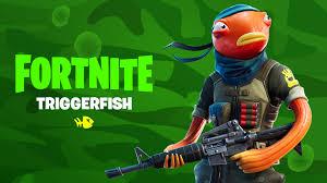 Triggerfish Presents Fortnite Fishing Frenzy