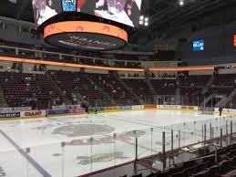 Giant Center Section 107c Home Of Hershey Bears