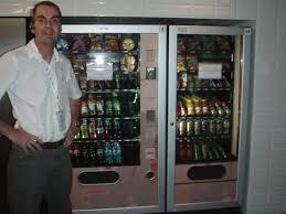 Vending Machine Return On Investment Impressive Interactive Vending Machines Massive ReturnonI Located In