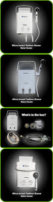 triton 10l portable water heater manual beautiful other camping hygiene accs instant demand portable
