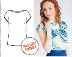 Blouse Sewing Pattern Impressive Blouse Patterns Sewing Tutorials Cap Sleeve Pattern