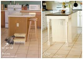 build kitchen island sink: my transformation part one at the picket fence
