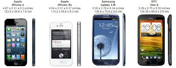 Apple iPhone 5 Review pare