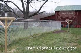 How To Make A Clothesline Stunning DIY Clothesline Project Homestead Survival