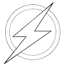 Flash Superhero Coloring Pages Superhero Coloring Pages Mdf
