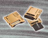 <b>microSD</b>/<b>TF</b> Card Connector