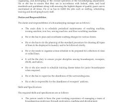 Hotel Attendant Sample Resume Contract Supervisor Cover Letter