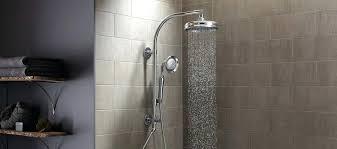 delta rain shower large size of rain shower bathroom fancy image ideas delta heads sets delta