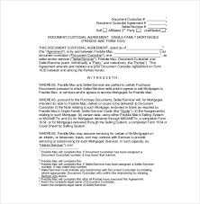examples of custody agreements custody agreement template 10 free word pdf document download