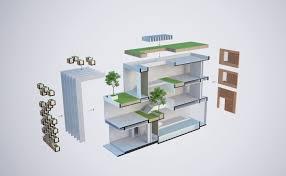 Resort In House Alpes Green Design Build Gallery Of Resort In House Alpes Green Design Build 47
