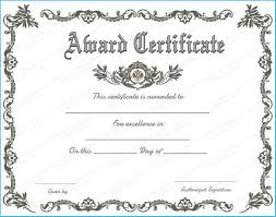 free recognition certificates printable certificate of recognition templates free 9679