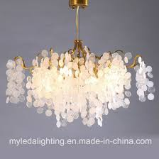 american hotel tree branch copper crystal chandelier