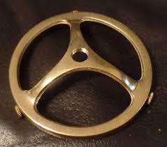 3 1 4 fitter cast brass glass lamp shade holder unfinished brass