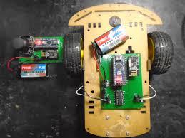 Arduino Wireless Light Switch Arduino Wireless Control Robot Car