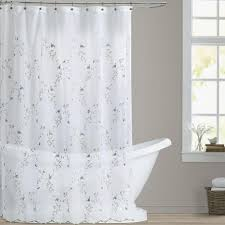 ruffle shower curtain daisy shower curtain shower curtain liner polka dot shower curtain heavy white shower curtain