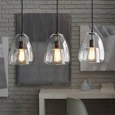 duo walled chandelier light west elm three pendant light fixture