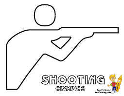 Olympic Coloring Summer Games Wrestling Sports Coloring Free