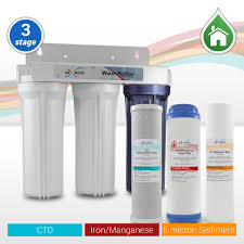 whole house water filter cartridge. Max Water 3 Stages 10\ Whole House Filter Cartridge H