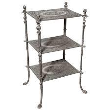obelisk furniture. Antique Mägdesprunger Obelisk Cast Iron Table From Germany, Circa 19th Century For Sale Furniture