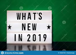 New Light Box What S New In 2019 Sign Cinema Style Lettering On Light