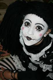 gothic face painting best 2018